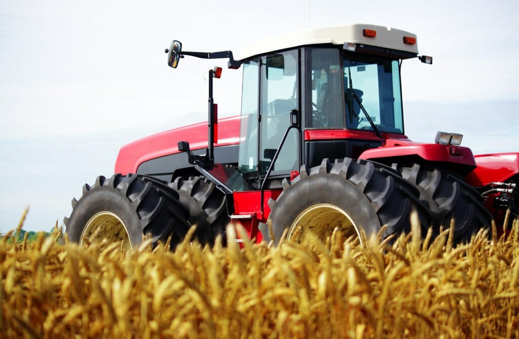 We know the value of 4WD tractors