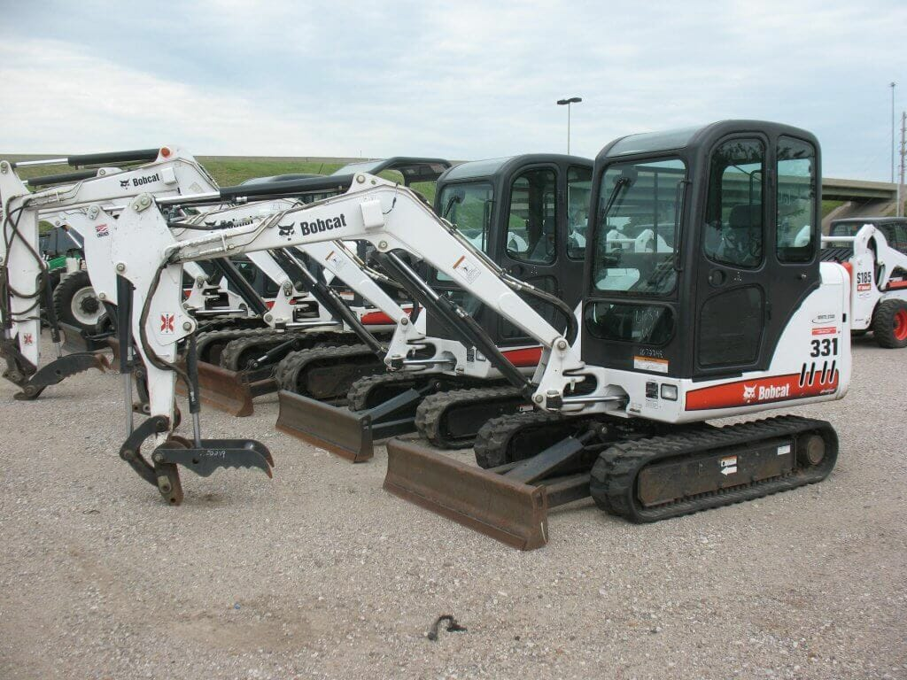 We know the value of mini excavators