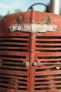 We know the value of old tractors